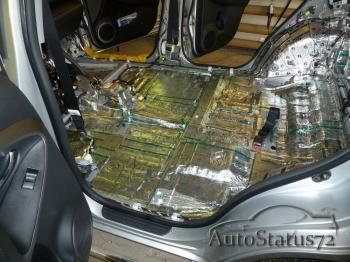 Шумоизоляция Toyota RAV 4 ( Удлиненная база 2012 года)