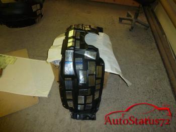 Шумоизоляция колёсных арок автомобиля Toyota Highlander