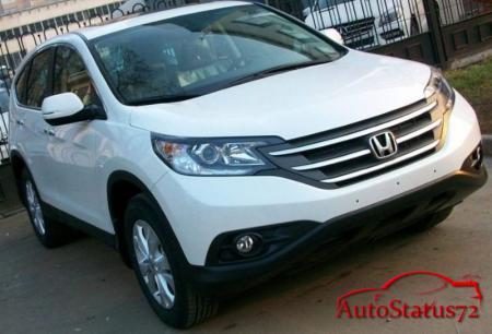 Полная шумоизоляция Honda CR-V