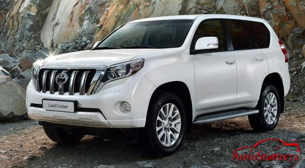 Шумоизоляция Toyota Land Cruiser Prado 150